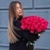 Rožių puokštė Cherry O su Milita